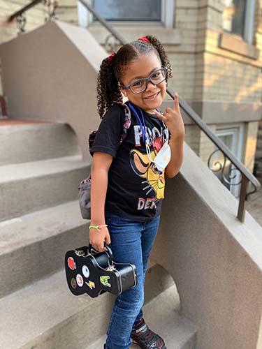 ramona editors pick first day of school photo contest winner